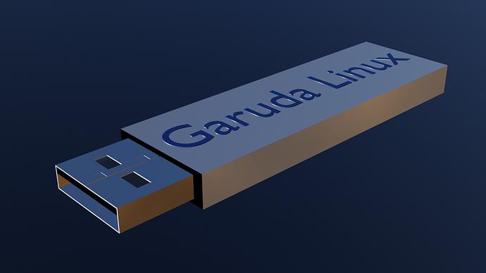 garuda-linux-usb