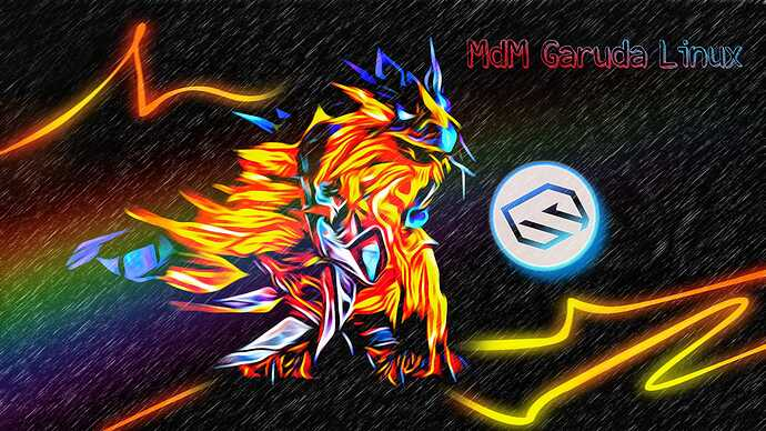MdM-Garuda-Linux-Rainy-Rainbowfire