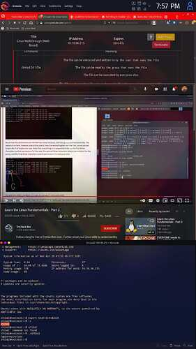 Learning Linux