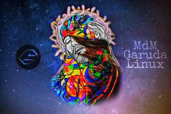 MdM-Garuda-Linux-LucidDream