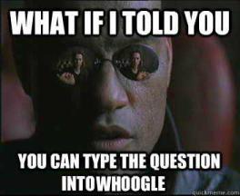 whoogle